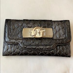 Black guess wallet